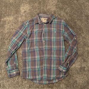 FREE Urban Pipeline Men's Button Down Shirt